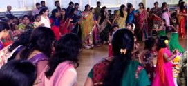NRI's Bathukamma Celebrations at East Ham in London – 6TV NRI