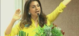 Bollywood Actress Juhi Chawla Arrives @PBD2015